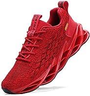 Ezkrwxn Men Springblade Sport Athletic Walking Shoes