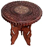 #9: Worthy Handicrafted End Table