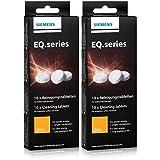 Siemens EQ.series Reinigungstabletten 24g TZ80001 - Für bestes Aroma (2er Pack)