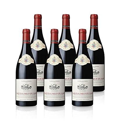 Famille-Perrin-Chateauneuf-du-Pape-AOC-Les-Sinards-Rouge-Grenache-2014-trocken