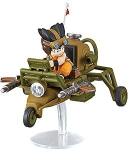 BANDAI Model Kit 16401-55216Dragon Ball Mecha Collection-04Son Goku Jetty Bug