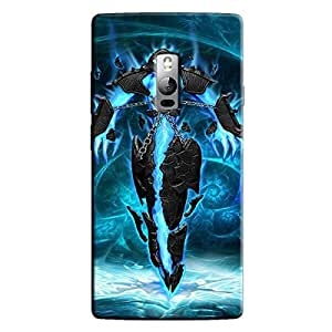 LEAGUE OF LEGEND BACK COVER FOR ONE PLUS TWO