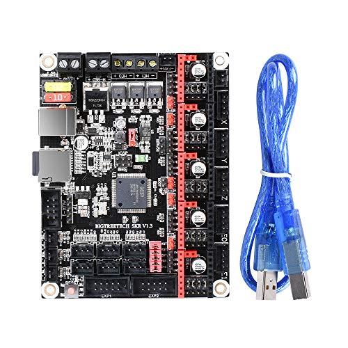 BIQU DIRECT SKR V 1 3 32bit tablero de control con CE Smoothieboard &  Marlin 2,0 Open Source compatible con rampas 1 5/1 6 soporte