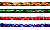 Multicord P/DPCA10 Geflochtenes Polypropylen-/ Polyester-Seil - Durchmesser 9 mm - Länge 7,50 m - Farbsortiment