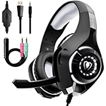 Beexcellent Stereo Gaming Headset PS4 Xbox one with Microphone
