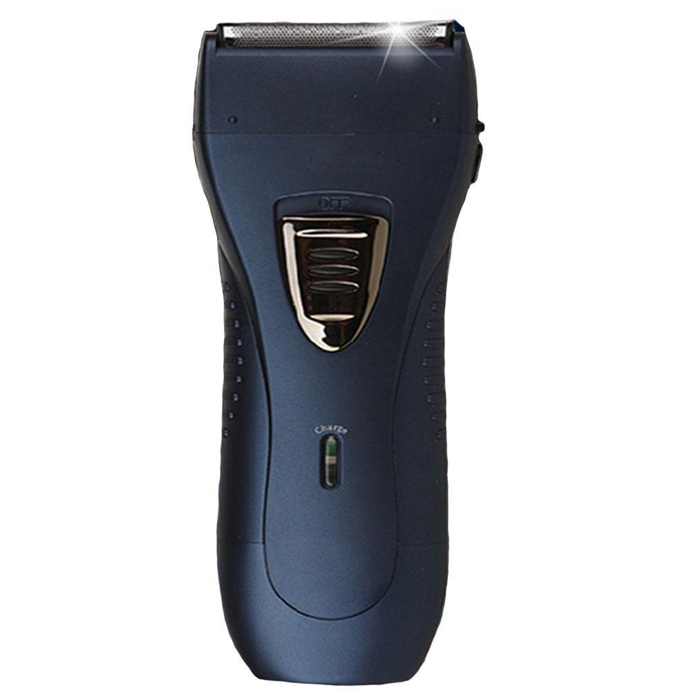 Multifunzione Alternativa a 2 teste elettrico rasoio IPX7 impermeabile Dispositivo di riparazione po