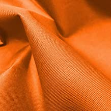 A-Express Pesado 600D tela gruesa lona impermeable al aire libre cubrir material - Naranja