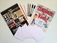 Zentangle® Starter Kit for Kids