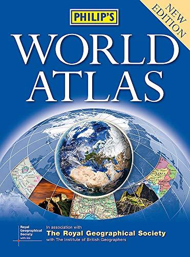 Philip's World Atlas: Paperback