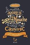 Le malicieux journal des soeurs Mouche au collège de Castelroc. 4, L'incendie / Nathalie Somers   Somers, Nathalie (1966-....). Auteur