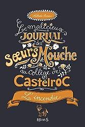 Le malicieux journal des soeurs Mouche au collège de Castelroc, Tome 4 : L'incendie