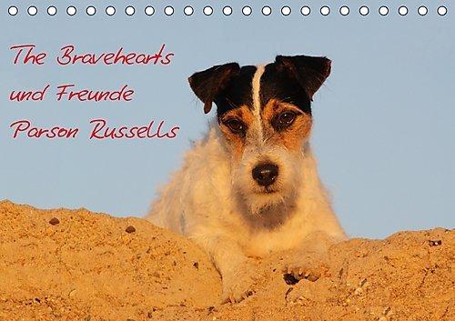 the-bravehearts-und-freunde-parson-russells-tischkalender-2017-din-a5-quer-unsere-immer-frohlichen-p