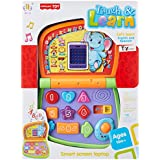 Toyhouse Laptop Learning Machine With LED Light And Music Multi Color