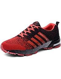 Zapatos Hombre Zapatillas de Deporte Air Cushion Zapatillas de Deporte para Correr para Hombres Peso Ligero