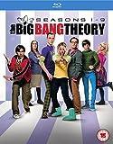 Big Bang Theory - Season 1-9 (16 Blu-Ray) [Edizione: Regno Unito] [Edizione: Regno Unito]