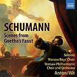 Schumann : Scènes du Faust de Goethe