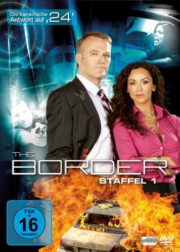 The Border - Staffel 1 [4 DVDs]