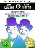Stan Laurel & Oliver Hardy:  Hollywood Party / Die Leibköche Seiner Majestät / Schrecken Aller Spione