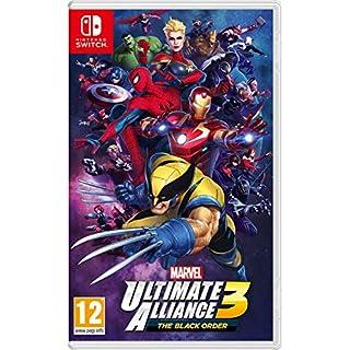 Marvel Ultimate Alliance 3: the Black Order (Nintendo Switch)