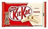 Kit Kat WHITE (four finger) - Box of 24 bars