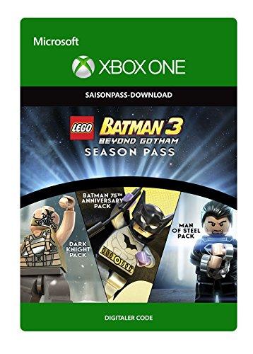 Lego Batman 3 Season Pass [Xbox One - Download Code] - Xbox Batman 360-lego 3