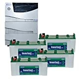 Luminous Cruze 3.5KVA Sine Wave Home UPS With (IL 18039 Battery 4Qty.)