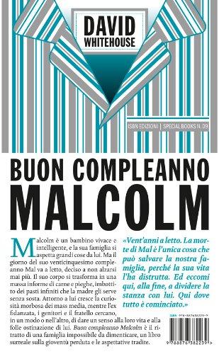 Buon Compleanno Malcolm Special Books Vol 9 Ebook David