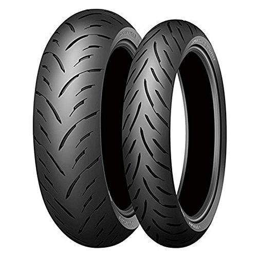 Coppia gomme pneumatici Dunlop GPR-300 120/70 ZR 17 58W 160/60 ZR 17 69W