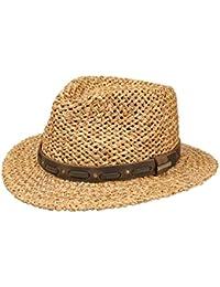 Amazon.es  sombrero de paja - Stetson   Sombreros y gorras ... d0bc4a6365d