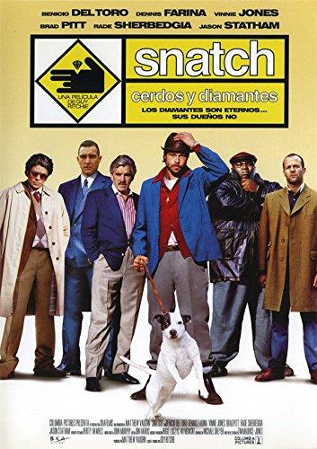 Bd-Snatch, Cerdos Y Diamantes [Blu-ray] 51WW 1NJirL