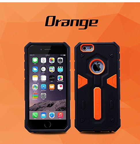 NILLKIN Defender 2 Case Series Phone Housse pour iPhone 6 Plus 5.5inch Orange