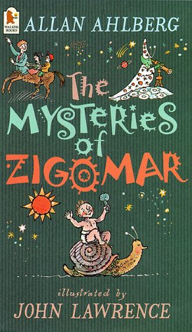 The mysteries of Zigomar : poems and stories
