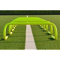 Haies Football, 6 pièces Super Résistant et Durable [Net World Sports]