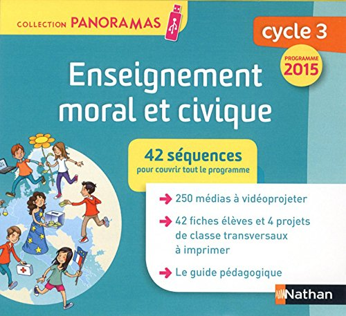 Enseignement moral et civique Cycle 3