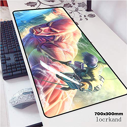 Schöne Marmormausunterlage Berufsspielspieler-Computertastatur-Mäusetabellenmatte 3 800x300x2