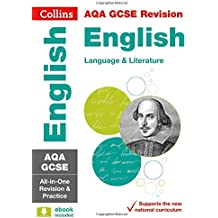 AQA GCSE 9-1 English Language and English Literature All-in-One Revision and Practice (Collins GCSE 9-1 Revision)