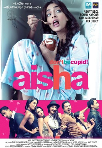 Aisha [Blu-ray] (Hindi Film / Bollywood Movie / Indian Cinema )