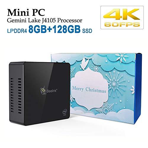 Beelink X45 Mini PC Ordenador Sobremesa Procesador