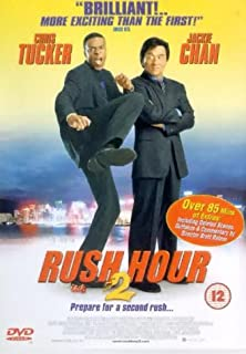 Rush Hour 2 Vhs