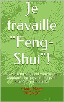 """Je travaille """"Feng-Shui""""!: Conseils feng-shui pour votre bureau, boutique, entreprise, cabinets de bien-être, restaurants... (Une nouvelle vie grâce au feng-shui t. 1) par [MIGNOT, Claire-Marie]"""