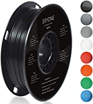 Filament PLA 1.75mm, EERYONE PLA Filament 1.75mm, Imprimante 3D Filament PLA Pour Imprimante 3D, 1kg 1 Spool,N