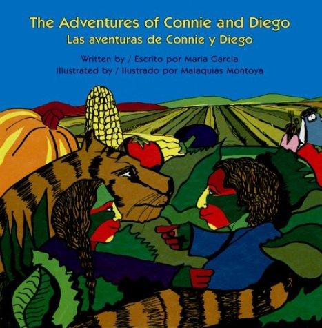 Las Aventuras De Connie Y Diego/ the Adventures of Connie and Diego