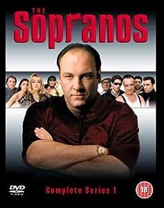The Sopranos: Complete HBO Season 1 [1999] [DVD]
