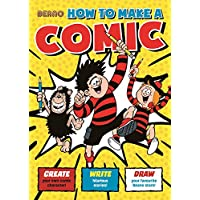 Beano How To Make a Comic
