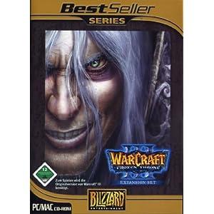 Warcraft 3 – Frozen Throne Add-On [Bestseller Series]