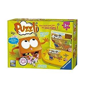 Ravensburger - 09659 - Accessoire Pour Puzzle - Puzzli