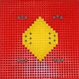 #10: Aditya overseas Acupressure Magnetic Power Mat (Assorted Colors)