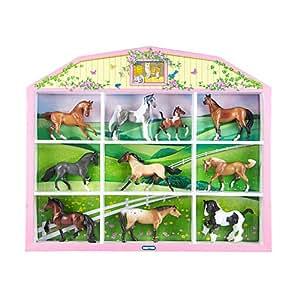 breyer 783311 figurine animal 94 5412 vitrine chevaux collector breyer echelle 1 32 6. Black Bedroom Furniture Sets. Home Design Ideas