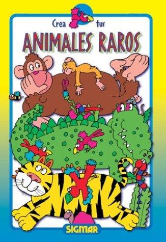 Crea tus animales raros/ Create Your Weird Animals (Disparate) Weird-spielzeug