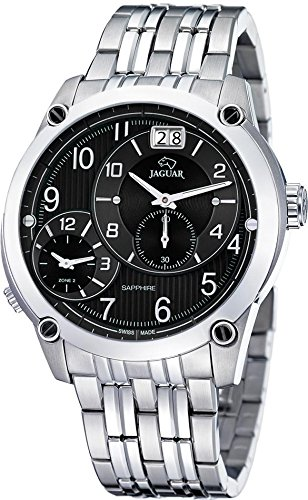 Jaguar Dual Time Mens Watch J629/G